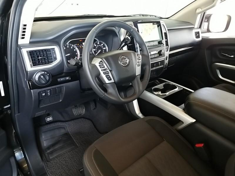 Nissan Titan 2021 price $42,994