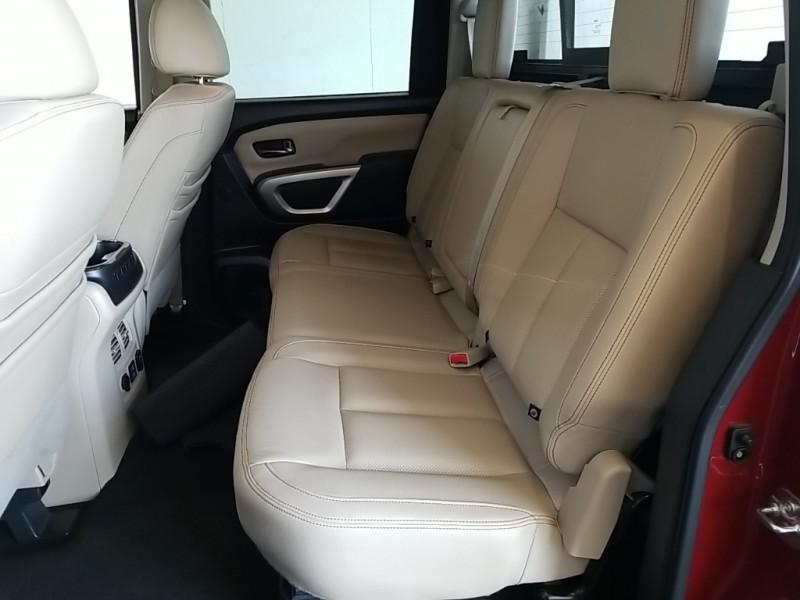 Nissan Titan 2019 price $44,977