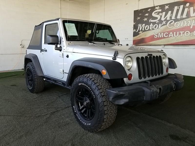 Jeep Wrangler 2009 price $19,583
