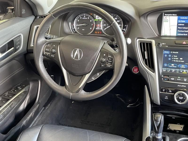 Acura TLX 2019 price $27,510