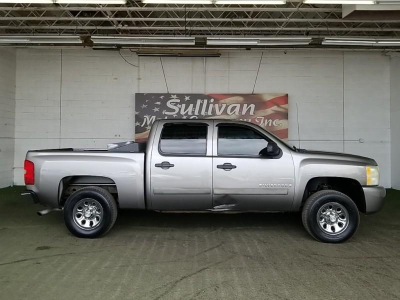 Chevrolet Silverado 1500 2008 price $15,977
