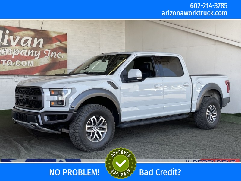 Ford F-150 2017 price $64,677