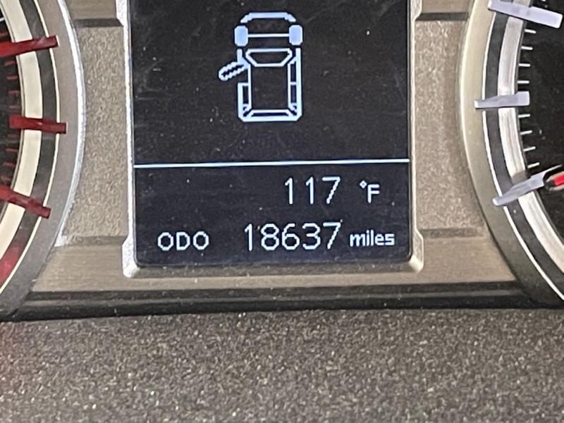 Toyota 4Runner 2018 price $52,977