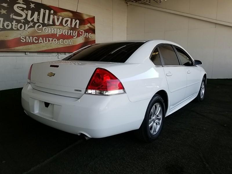 Chevrolet Impala Limited 2014 price $18,077