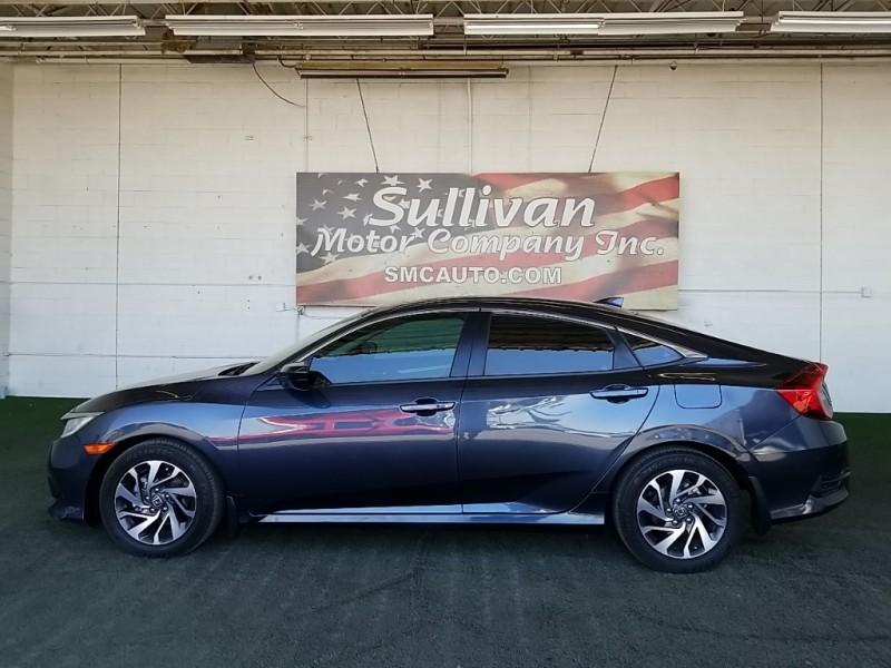 Honda Civic 2017 price $22,797