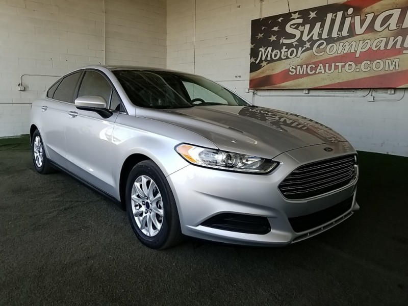 Ford Fusion 2016 price $17,977