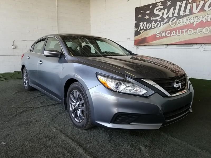 Nissan Altima 2018 price $21,977