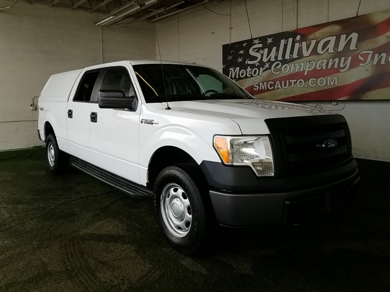 Ford F-150 2014 price $24,577