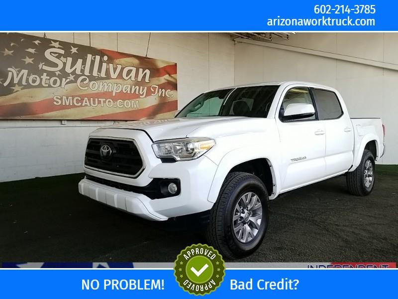 Toyota Tacoma 2018 price $31,577