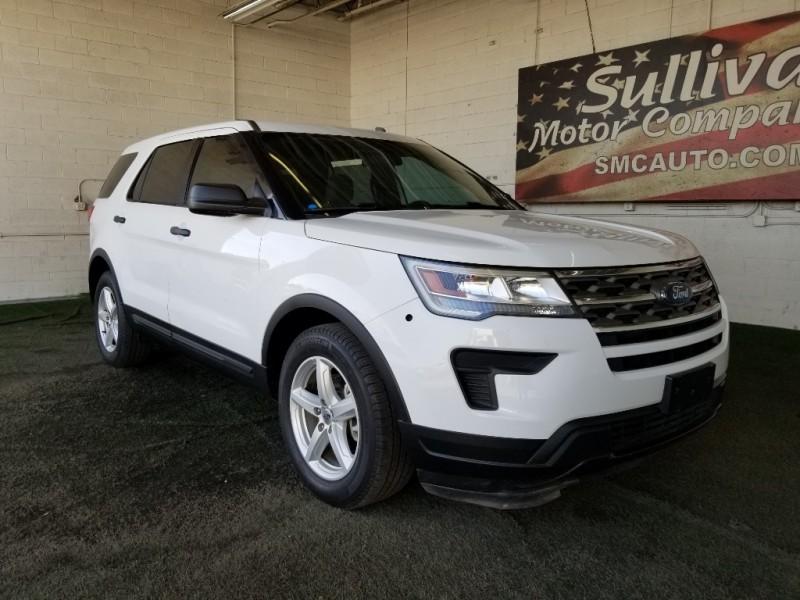 Ford Explorer 2018 price $28,577