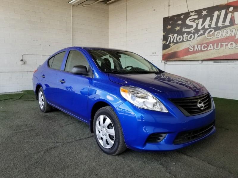 Nissan Versa 2014 price $9,777