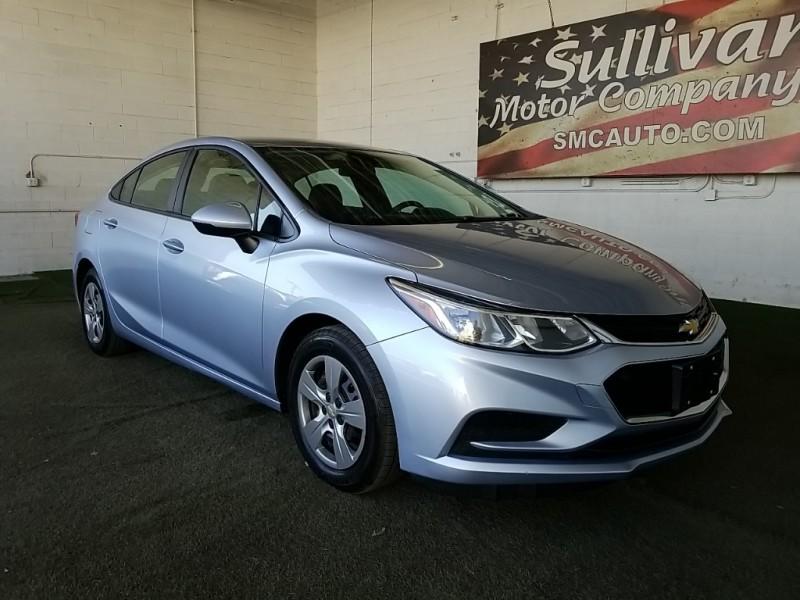 Chevrolet Cruze 2017 price $12,577