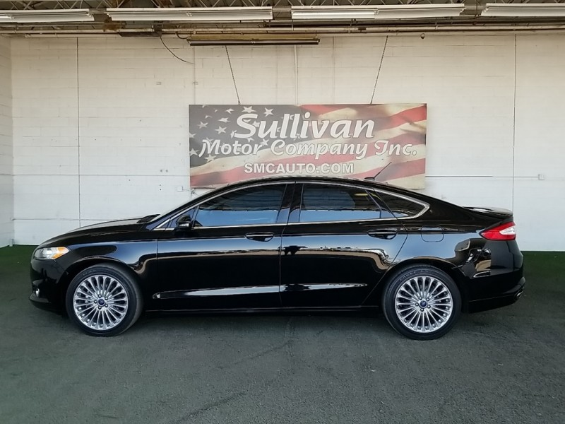 Ford Fusion 2016 price $19,777