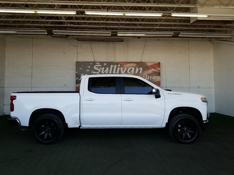 Chevrolet Silverado 1500 2020 price $42,377