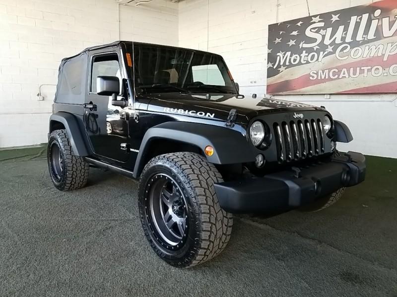 Jeep Wrangler 2014 price $34,777