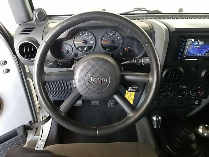 Jeep Wrangler 2009 price $16,977