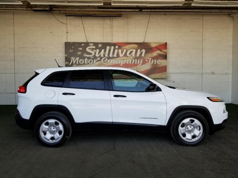Jeep Cherokee 2014 price $18,977