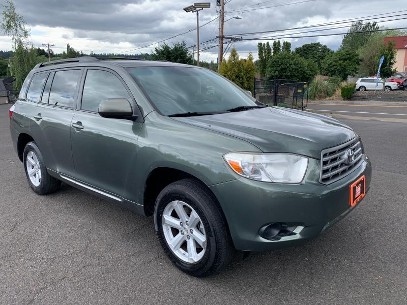 Toyota Highlander 2008 price $8,495