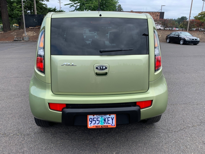 Kia Soul 2011 price $6,595