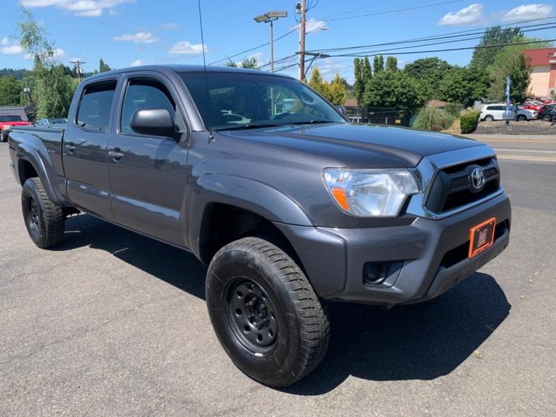 Toyota Tacoma 2015 price $24,995