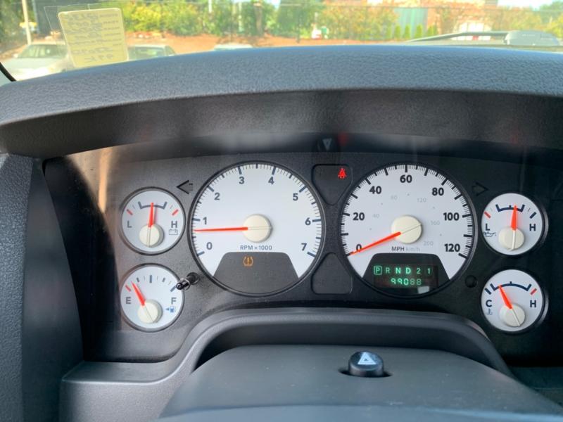 Dodge Ram 2500 2009 price $20,995