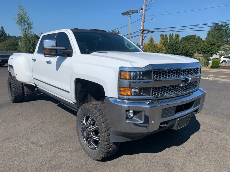 Chevrolet Silverado 3500HD 2015 price $52,995