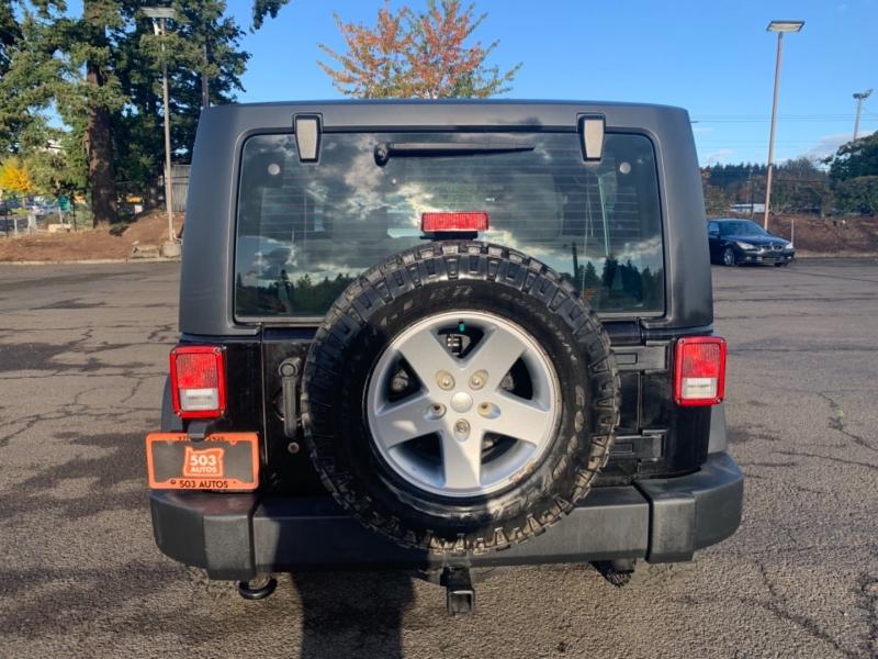 Jeep Wrangler 2015 price $14,995