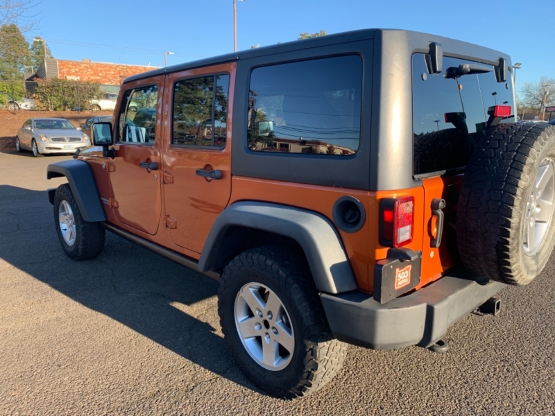 Jeep Wrangler Unlimited 2011 price $22,995