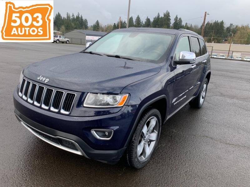 Jeep Grand Cherokee 2014 price $17,595