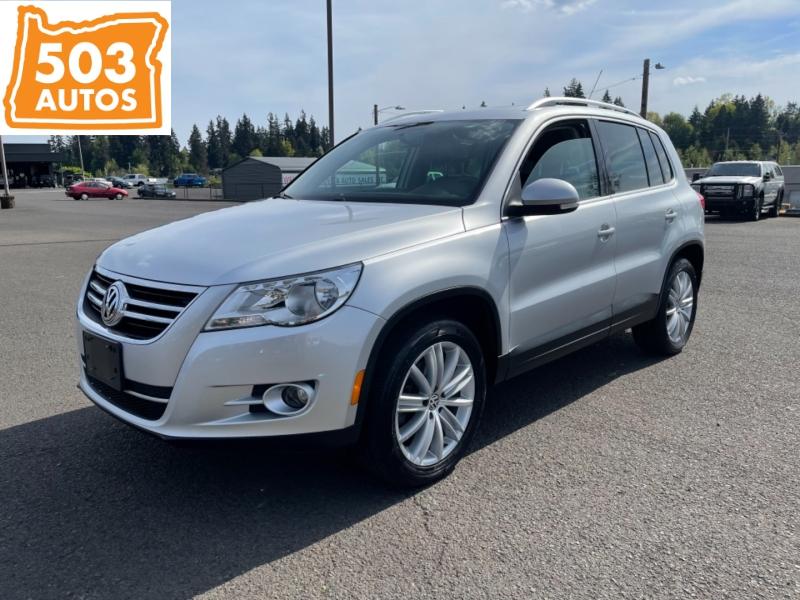 Volkswagen Tiguan 2011 price $11,995