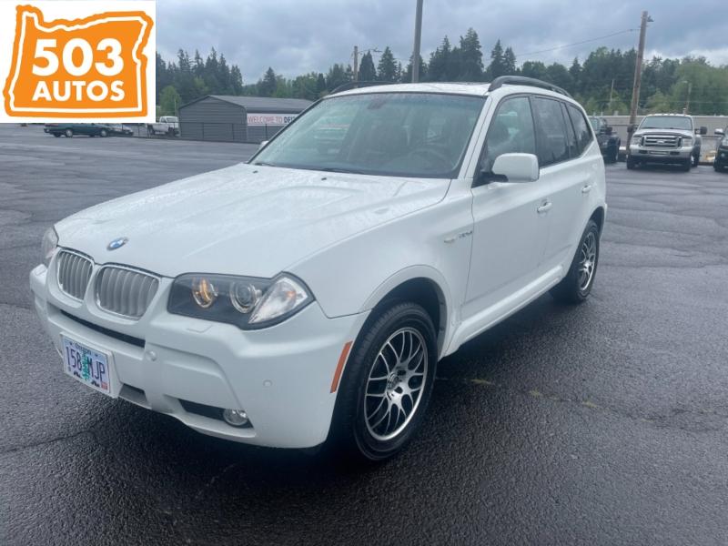 BMW X3 2008 price $11,995