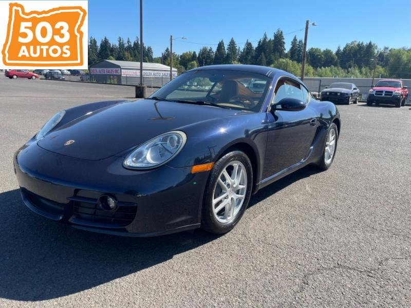 Porsche CAYMAN 2007 price $16,995