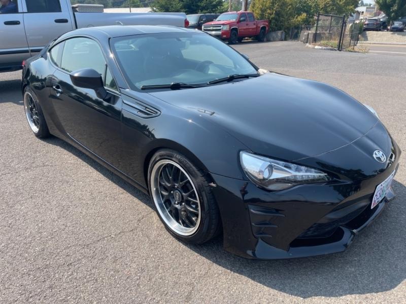 Toyota 86 2017 price $20,995