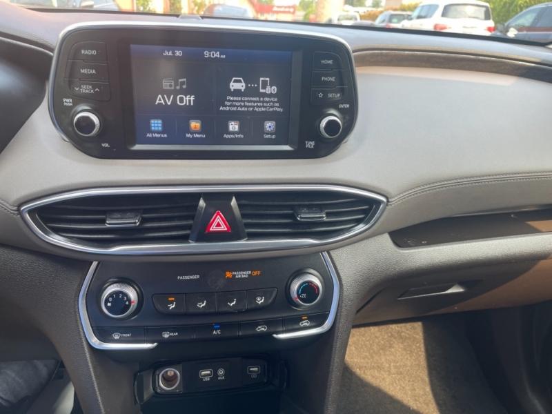 Hyundai Santa Fe 2019 price $21,995