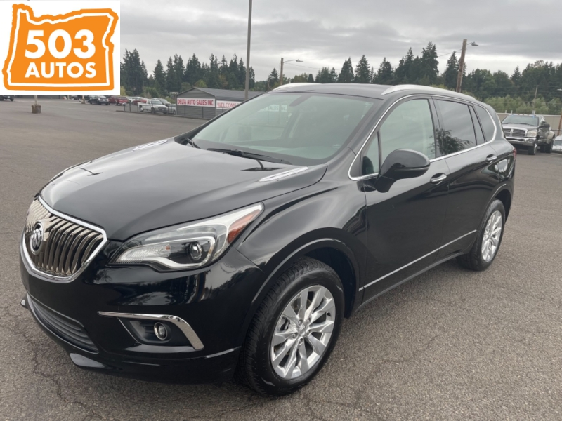 Buick Envision 2017 price $21,995