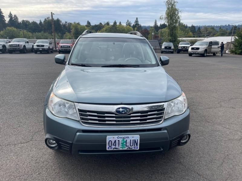 Subaru Forester (Natl) 2009 price $9,595