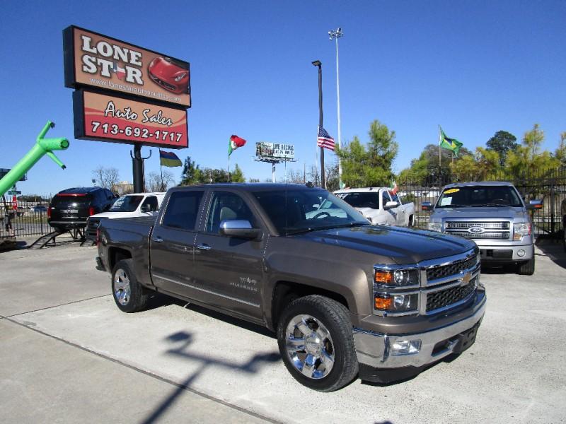 Chevrolet Silverado 1500 2014 price $3,950 Down