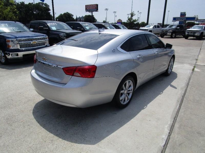 Chevrolet Impala 2016 price SOLD.