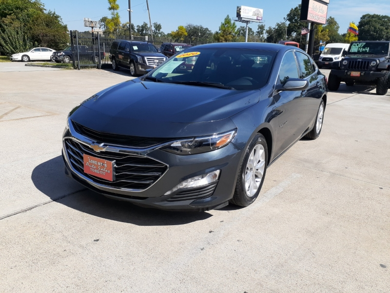 Chevrolet Malibu 2020 price $3,499 Down