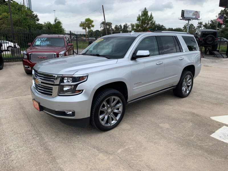 Chevrolet Tahoe 2016 price SOLD.