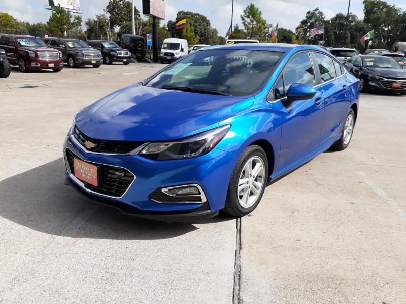 Chevrolet Cruze 2018 price $2,950 Down