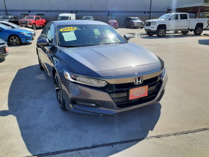 Honda Accord Sedan 2019 price $3,950 Down