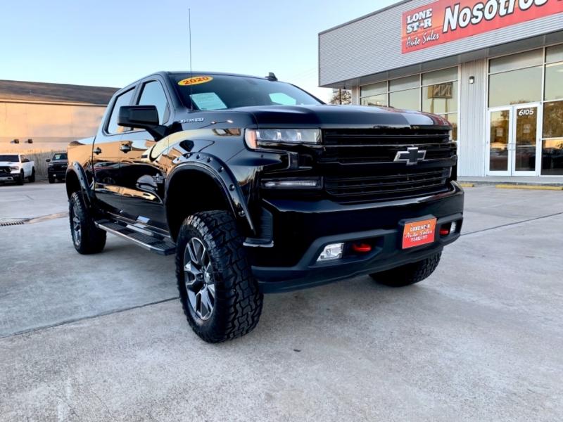 Chevrolet Silverado 1500 2020 price $7,950 Down