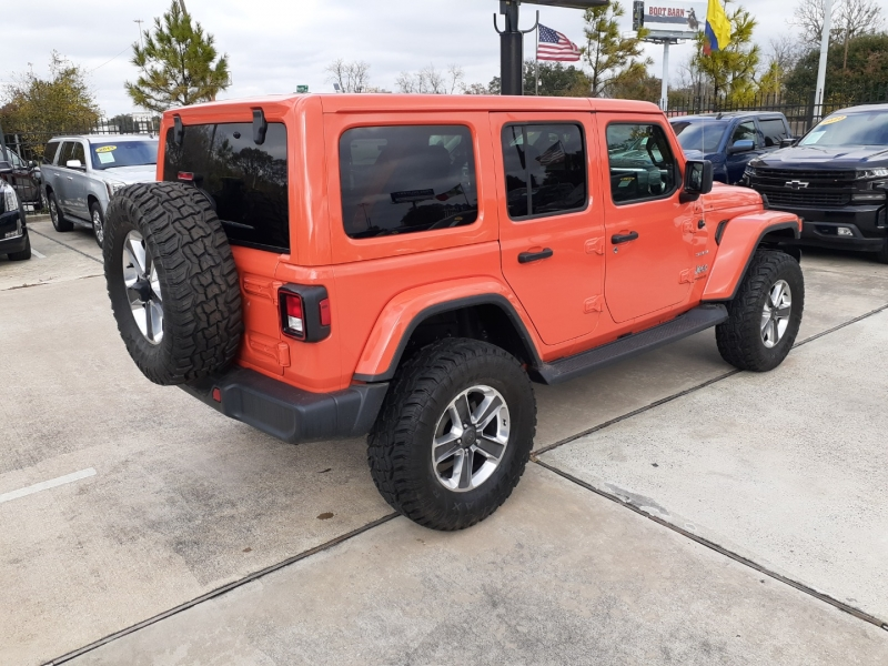 Jeep Wrangler Unlimited 2020 price $7,950 Down