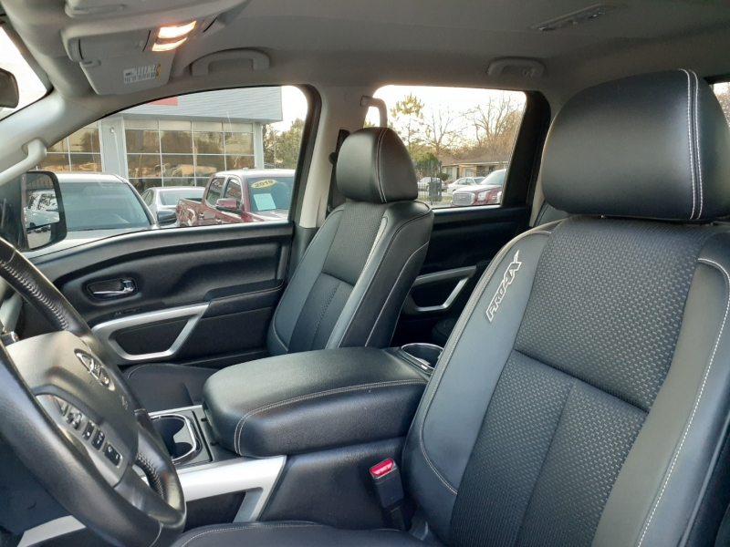 Nissan Titan 2018 price $5,999 Down
