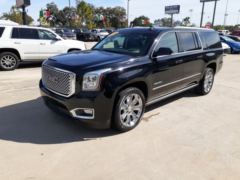 GMC Yukon XL 2016 price $5,995 Down