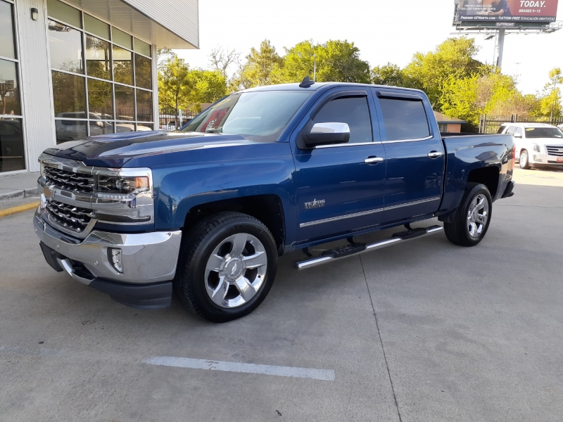 Chevrolet Silverado 1500 2016 price $3,995 Down