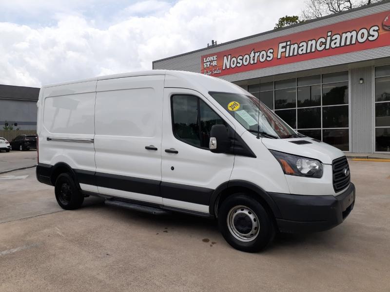 Ford Transit Cargo Van 2016 price $4,500 Down