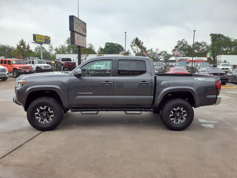 Toyota Tacoma 4WD 2019 price $5,995 Down