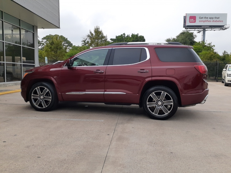 GMC Acadia 2018 price $5,995 Down